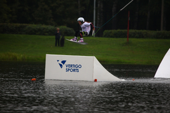 Closing the Wakeboarding Season in Sokolniki
